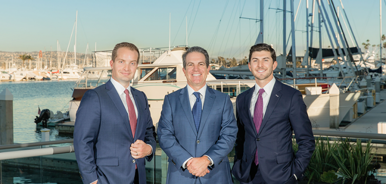 Partners of Spinnaker Investment Group